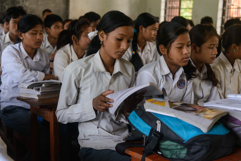 SUPPORTING THE EDUCATION OF MARGINALISED GIRLS IN KAILALI II (STEM II)